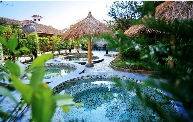三水绿湖温泉度假酒店