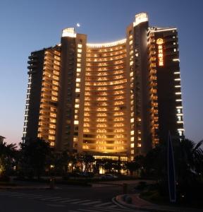 阳江保利海王星酒店-高级海景双床房