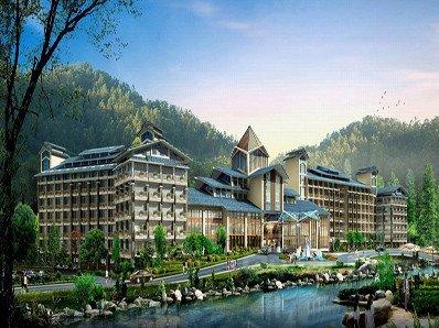 惠州龙门地派温泉度假村