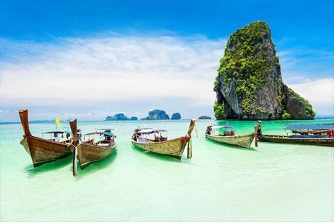 甲米-【爆款】泰国甲米5天自由行*VIVA酒店*即时确认