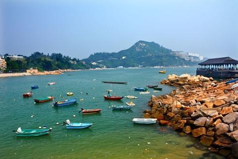 港澳联线香港迪士尼乐园-香港海洋公园奇妙3天