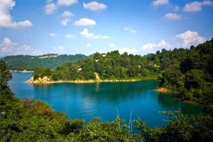 万绿湖-【佛山】河源2天*万绿湖镜花缘、野趣谷赏禾雀花、亚洲第一高音乐喷泉