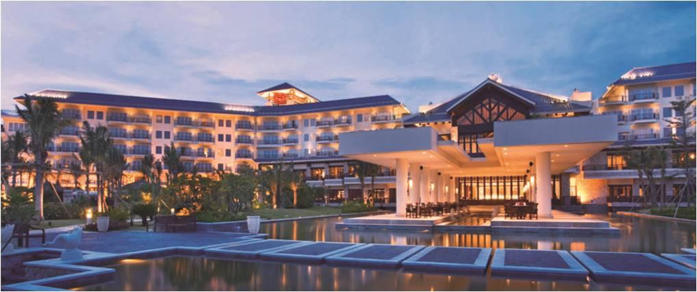 惠州巽寮湾金海湾喜来登度假酒店