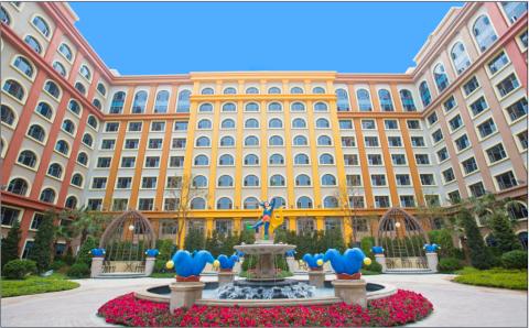 珠海长隆马戏酒店-多房型多套票