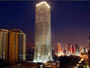 列支敦士登-广州中心皇冠假日酒店(原63层)