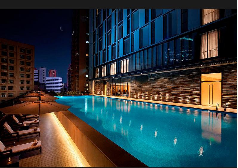 广州天河希尔顿酒店