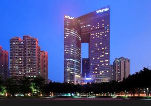 广州海航威斯汀酒店