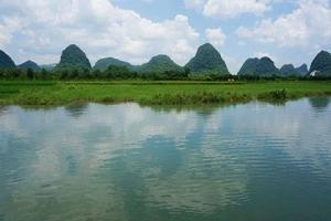 拉萨-【尚·休闲】桂林、海洋乡、阳朔、动车3天*贵广桂林*乐游<银杏超豪华>