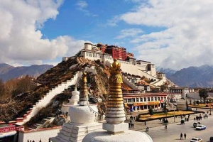 西藏-【乐·休闲】西藏、拉萨、三飞5-7天*休闲拉萨<布达拉宫,扎基寺>