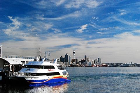新西兰8-12天自由行<机票+签证>