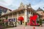【尚·慢享】新加坡5天*心想狮城*舒享*慢享狮城<环球影城,滨海湾花园、河川生态园,滨海湾金沙酒店商场、螺旋桥,充足自由活动时间,豪华酒店>