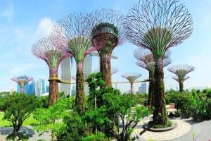 新加坡-【尚·慢享】新加坡5天*心想狮城*星享*都会漫游<环球影城,滨海湾花园、河川生态园,滨海湾金沙酒店商场、螺旋桥,充足自由活动时间>