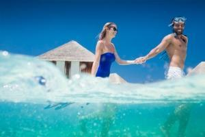 马尔代夫-【自由行】马尔代夫卡尼岛5天*机票+酒店*ClubMed地中海俱乐部*广州往返南航*等待确认<一价全包、3水>