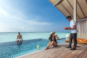 马尔代夫-【自由行】马尔代夫翡诺岛6天*机票+酒店*ClubMed地中海俱乐部*广州往返南航*等待确认<一价全包、4晚>
