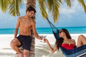 马尔代夫-【自由行】马尔代夫卡尼岛6天*机票+酒店*ClubMed地中海俱乐部*广州往返南航*等待确认<一价全包、2会所2水>