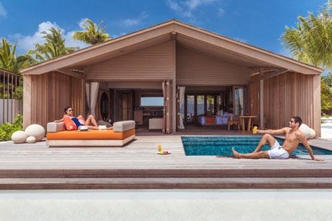 马尔代夫翡诺岛5天*机票+酒店*ClubMed地中海俱乐部*广州往返南航*等待确认