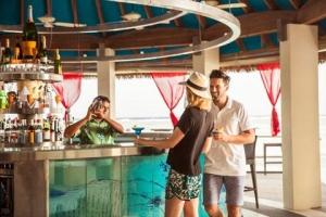 马尔代夫-【自由行】马尔代夫卡尼岛6天*机票+酒店*ClubMed地中海俱乐部*广州直航*等待确认<一价全包、4会所>