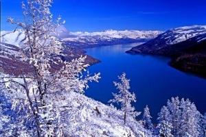 喀纳斯-【典·深度】新疆、乌鲁木齐、阿勒泰、四飞5天*喀纳斯*滑雪*温泉*大巴扎<喀纳斯入住景区内>