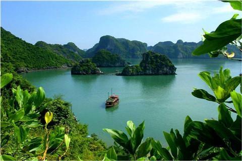 越南河内、下龙湾5天*精选*下龙湾出海游
