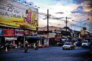 泰国-【尚·博览】泰国清迈、曼谷、芭堤雅7天*优享*联线之旅<嘟嘟车游古城,专业泰式按摩,日游沙美岛,动感人妖秀>