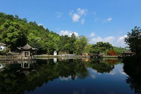 云南双飞6天·腾冲升级豪华酒店·悦椿温泉·热海