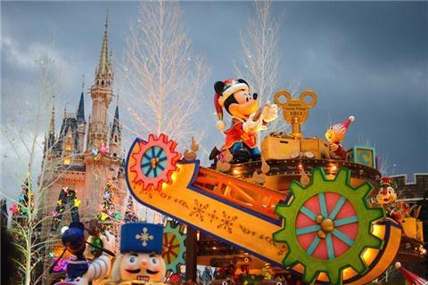 日本【门票】东京迪士尼乐园/海洋电子门票