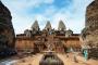【乐·慢享】柬埔寨、吴哥5天*古城*乐享之旅*广州往返<千年古都吴哥窟,皇家公园>