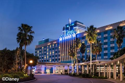 香港迪士尼乐园酒店 标准房