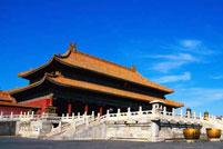 北京居庸关故宫天坛