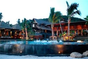 泰国-【自由行】苏梅岛5天*机票+苏梅岛海边豪华酒店+补差价可加订出海一日游或环岛游*广州往返*等待确认