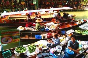 泰国-【自由行】曼谷6天*机票+1玩曼谷高级酒店<多航班选择>
