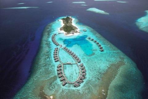 马尔代夫-【自由行】马尔代夫(朱美拉JV岛)5天*机+酒**广州往返*等待确认<Jumeirah Group、中文服务、亲子、蜜月、快艇上岛>