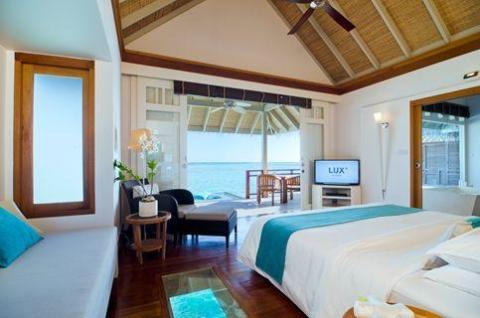 马尔代夫.LUX岛5天<机+酒.广州往返.免费wifi>