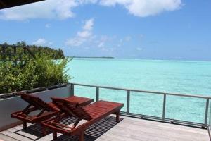 马尔代夫-【自由行】马尔代夫(太阳岛)6天*机+酒*广州往返*等待确认<浮潜、含早晚餐、中文服务、内陆飞机+快艇接送>