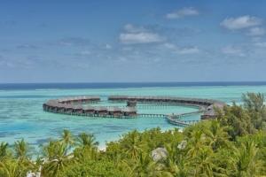 马尔代夫-【自由行】马尔代夫(双鱼岛)5天*机+酒*广州往返*等待确认<浮潜、含早午晚餐、性价比高、快艇上岛>