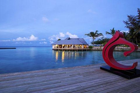 马尔代夫-【自由行】马尔代夫(圣塔拉富士岛)5天*机+酒*广州往返*等待确认<一价全包、高性价比、中文服务、快艇上岛>