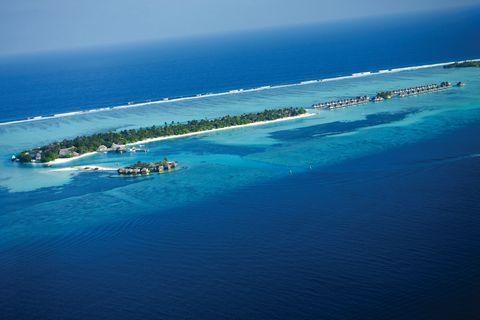 马尔代夫-【自由行】马尔代夫(四季岛)6天*机+酒*广州往返*等待确认<奢华享受、中文服务、快艇上岛>