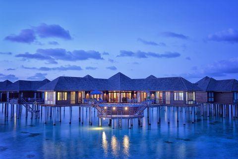 马尔代夫-【自由行】马尔代夫(双鱼岛)6天*机+酒*广州/香港往返*等待确认<浮潜、性价比高、快艇上岛>