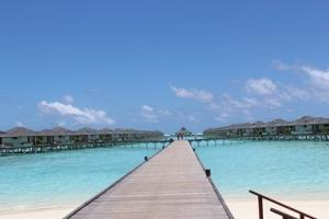 马尔代夫-【自由行】马尔代夫(太阳岛)5天*机+酒*广州往返*等待确认<浮潜、含早晚餐、中文服务、内陆飞机+快艇接送>