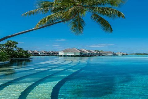 马尔代夫-【自由行】马尔代夫(四季岛)5天*机+酒*广州往返*等待确认<中文服务,奢华享受、中文服务、快艇上岛>