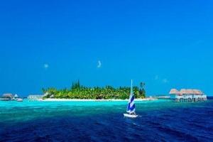 马尔代夫-【自由行】马尔代夫(中央格兰德岛)6天*机+酒*广州往返*等待确认<一价全包、中文服务、内陆飞机+快艇上岛>