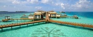 马尔代夫-【自由行】马尔代夫(悦椿庄海龟岛)5天*机+酒*广州往返*等待确认<免费wifi、中文服务、SPA、内陆飞机、快艇上岛>