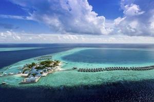 马尔代夫-【自由行】马尔代夫(圣塔拉富士岛)6天*机+酒*一价全包*广州往返*等待确认<高性价比、中文服务、快艇上岛>