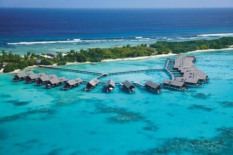 马尔代夫-【自由行】马尔代夫(香格里拉岛)5天*机+酒*广州往返*等待确认<尊贵奢华、自然生态、私密性高、中文服务、内陆飞机+快艇>