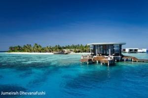 马尔代夫-【自由行】马尔代夫(朱美拉JD岛)5天*机+酒**广州往返*等待确认<迪拜帆船酒店集团、尊贵奢华、中文服务,内陆飞机+快艇上岛>