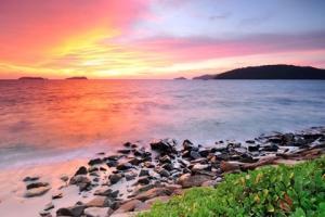 沙巴-【自由行】马来西亚沙巴5天*机+酒+接送*sutera丝绸度假村系列*香港往返*等待确认<设有高尔夫俱乐部与高尔夫球场,专业印尼风情的SPA水疗中心>
