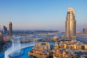 迪拜-【典·休闲】阿联酋迪拜、阿布扎比5-7天*帆船美食*全程超豪华酒店<棕榈岛轻轨列车,谢赫扎伊德清真寺>