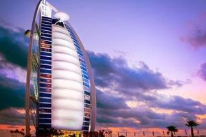 迪拜-【尚·休闲】阿联酋迪拜、阿布扎比6天*特享大小帆船*帆船美食<1晚小帆船酒店海景房>