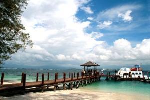 沙巴-【自由行】马来西亚沙巴5天*机+酒+接送*沙巴凯城酒店*香港直航*等待确认