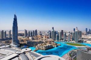 迪拜-【尚·猎奇】阿联酋迪拜6/7天*沙海奇享*帆船酒店美食<入住沙漠酒店,入住棕榈岛池畔别墅>